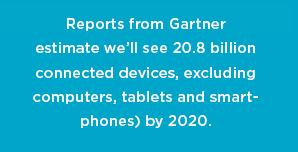 Gartner networking data